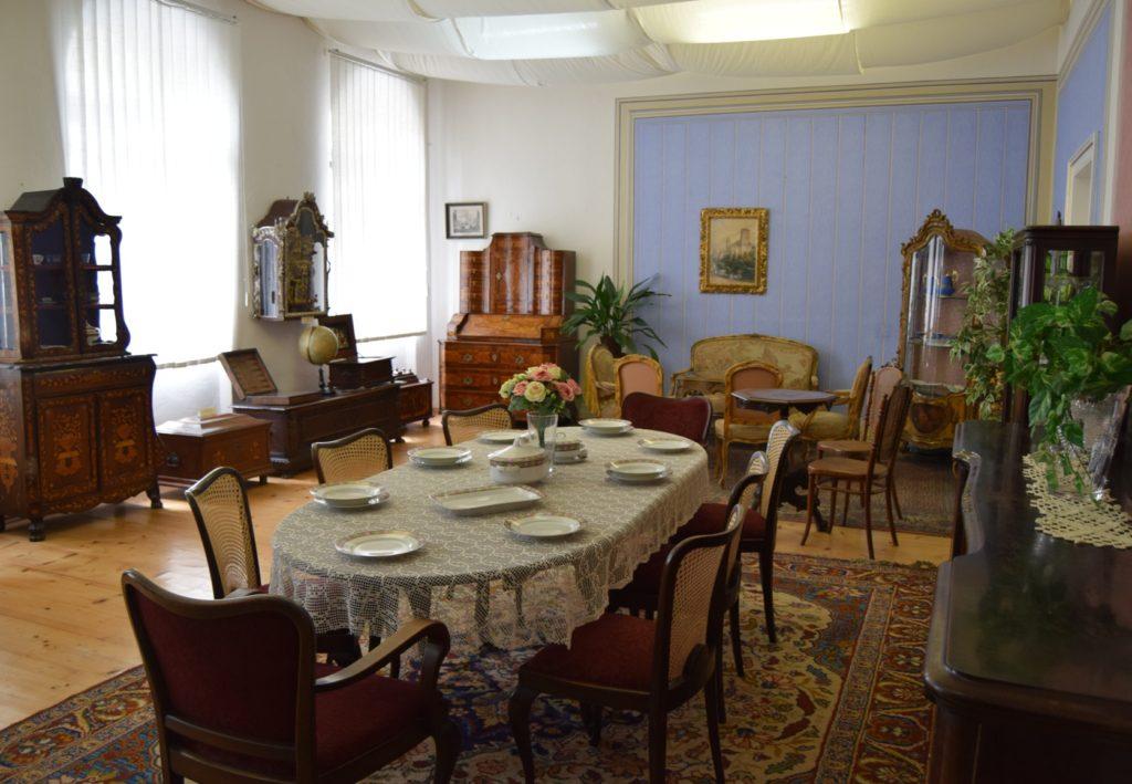 Expozice nábytku