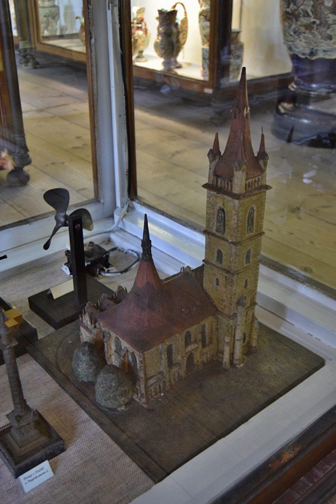 Model města