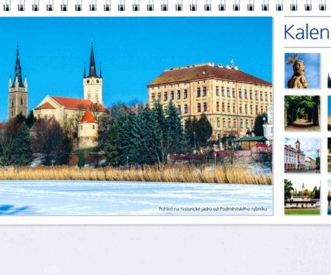 Stolní kalendář nově v prodeji