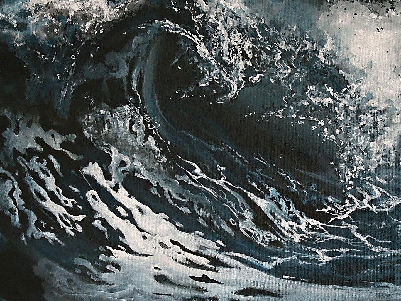 Výstava obrazů – Petr Lichtenberg – REALISTICKÉ OBRAZY – 2.10. – 28.10.2018