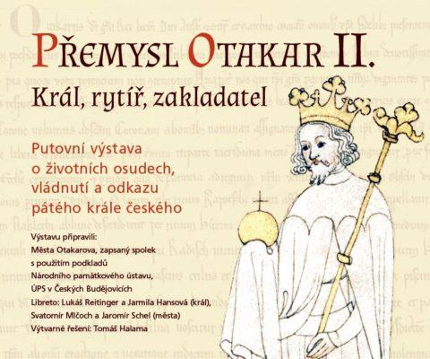 Výstava 2.4. – 16.6.2019 Přemysl Otakar II.
