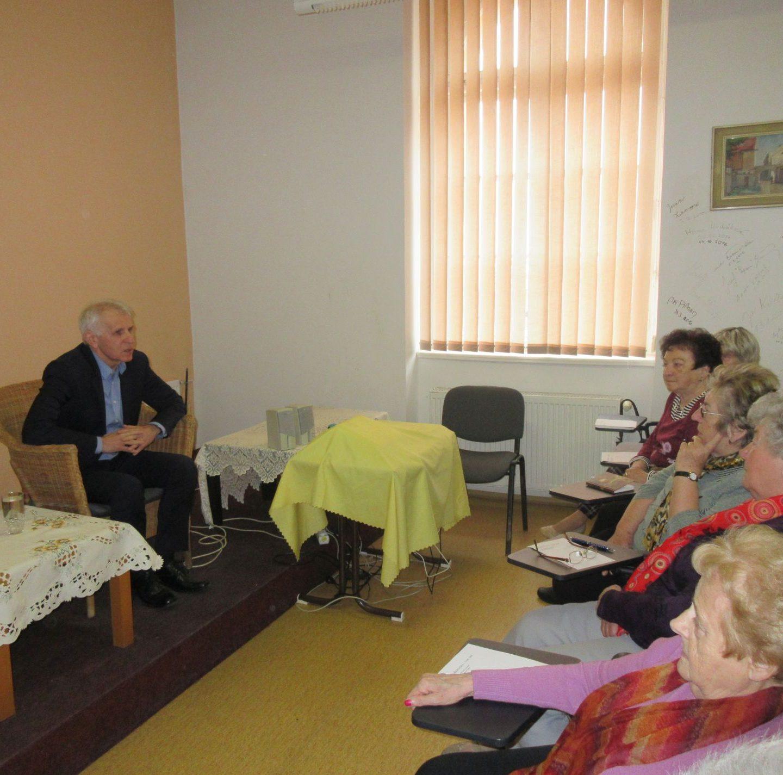 11.4.2019 setkání se starostou města Čáslav