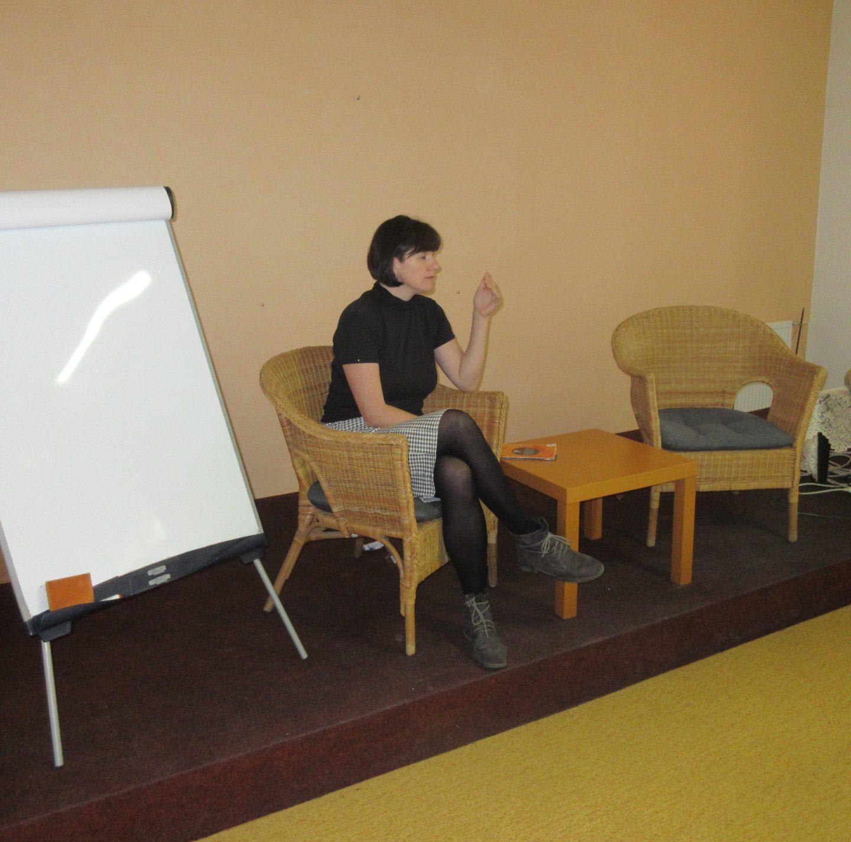 26.11.2019 beseda se spisovatelkou Martinou Bittnerovou