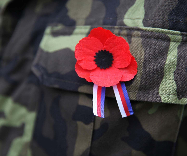 Veřejná sbírka u příležitosti Dne veteránů (v knihovně 1. – 14.11.2019)