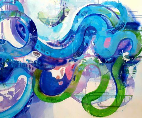 Výstava 20.1. – 9.2. 2020 Kristína Honzírková – PRIVATE JUNGLE