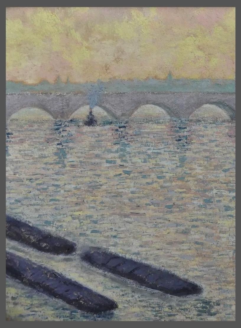 """Výstava """"Impresionismus ve vodní hladině"""" 12.5. – 24.5.2020"""