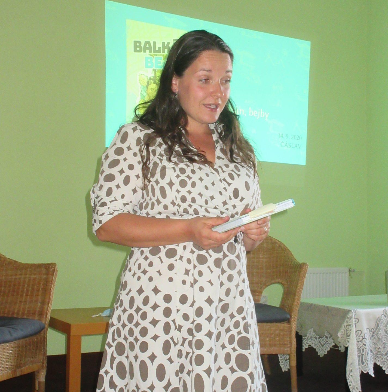 """Cestovatelská beseda """"Balkán, bejby!"""" 14.9.2020"""