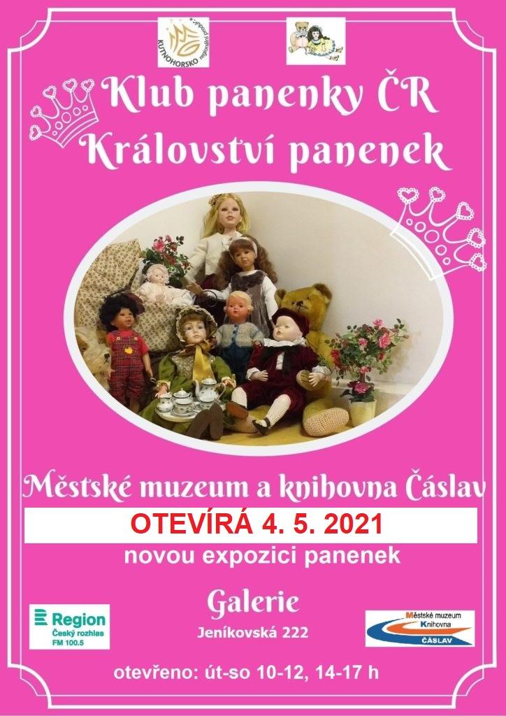 Expozice panenek v galerii, Jeníkovská 222