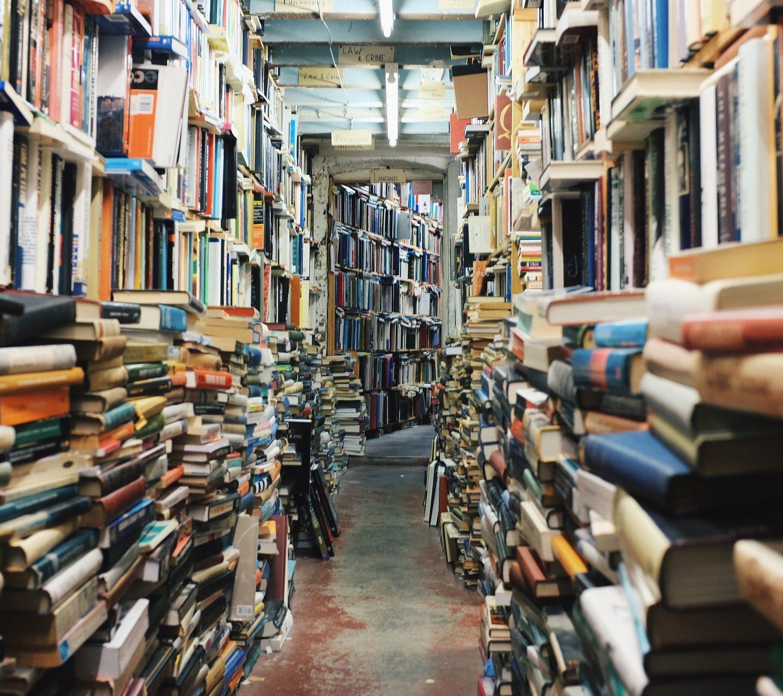 Burza knih