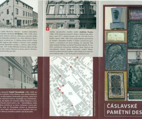 Tip na procházku městem Čáslav
