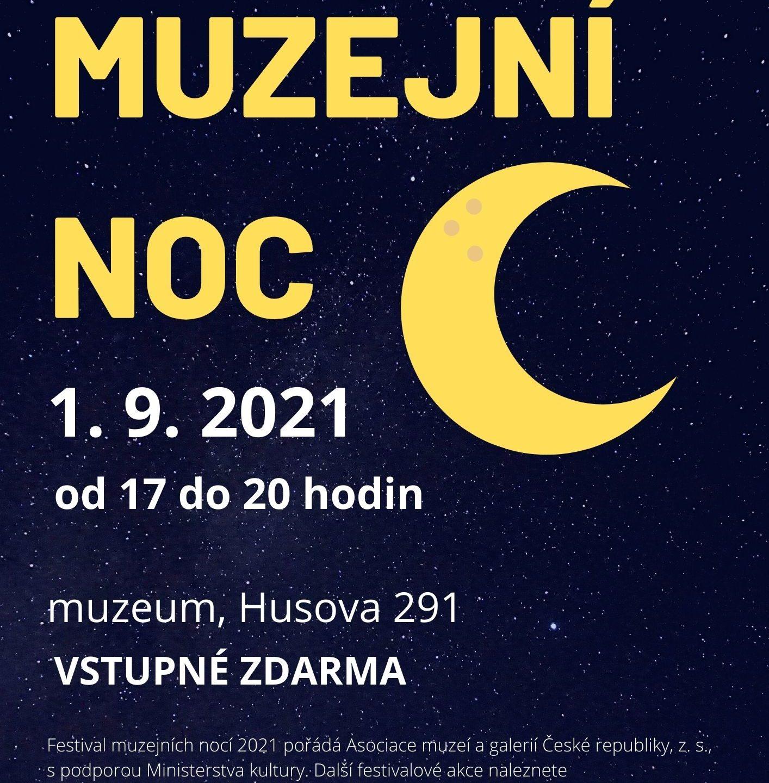 Program muzejní noci