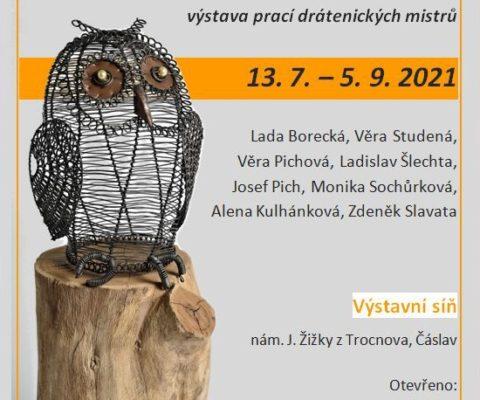 Výstava ve výstavní síni: Dráteníkův rok